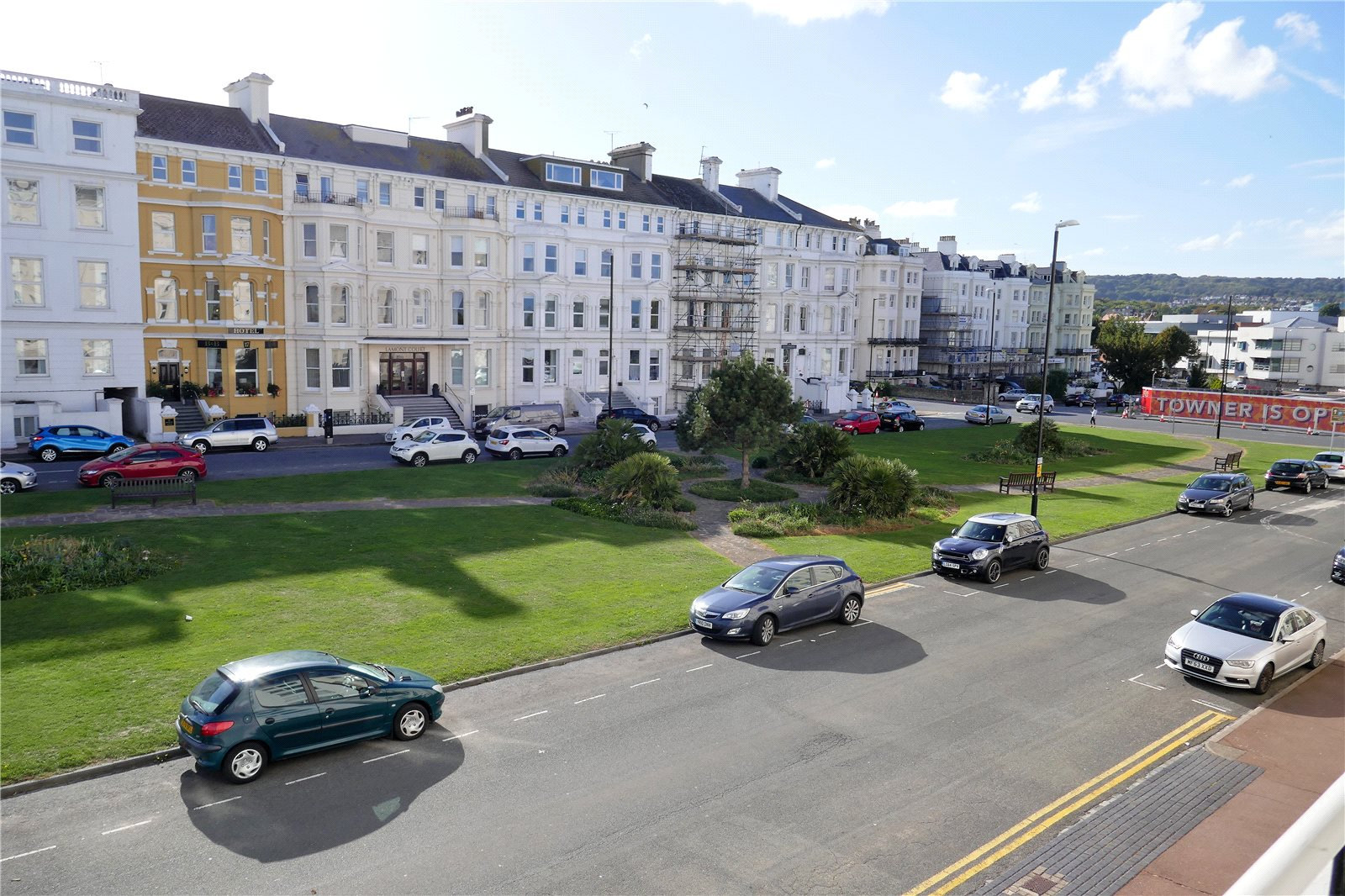King Edwards Parade, Eastbourne