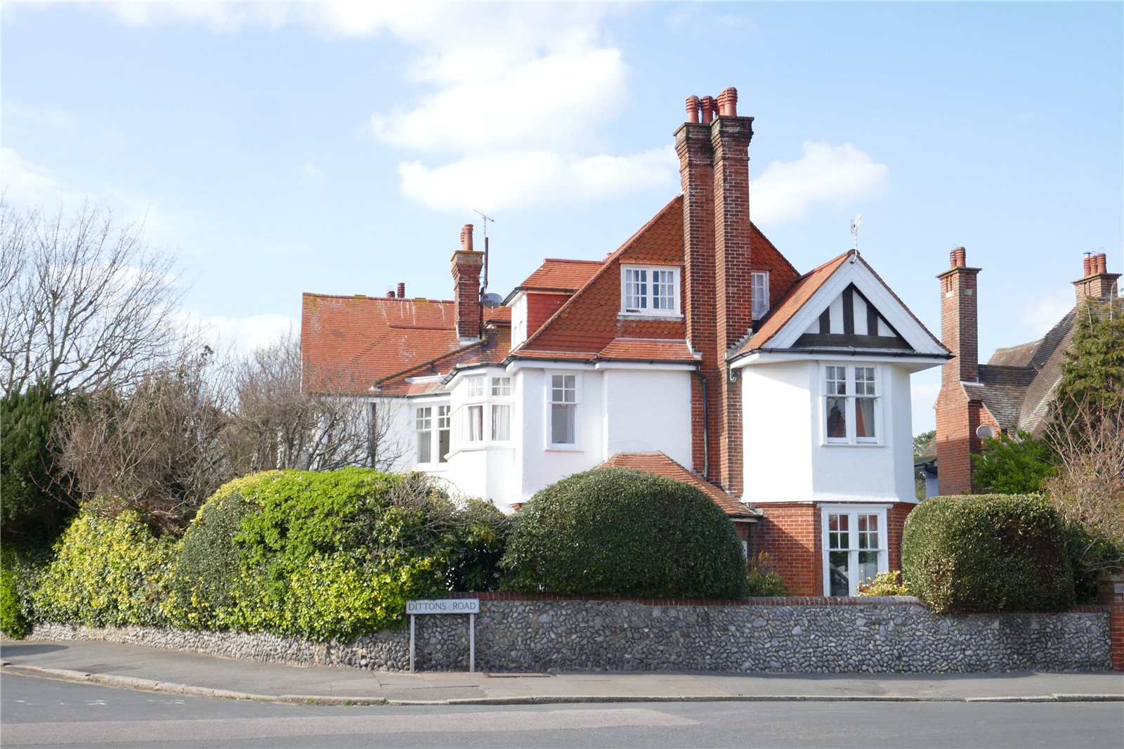 Dittons Road, Eastbourne