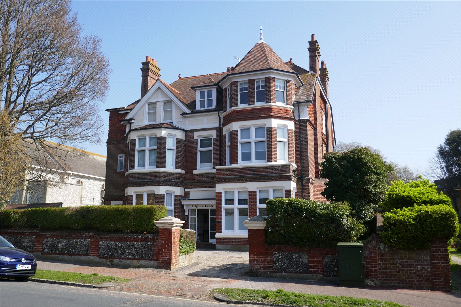 Staveley Road, Meads, Eastbourne