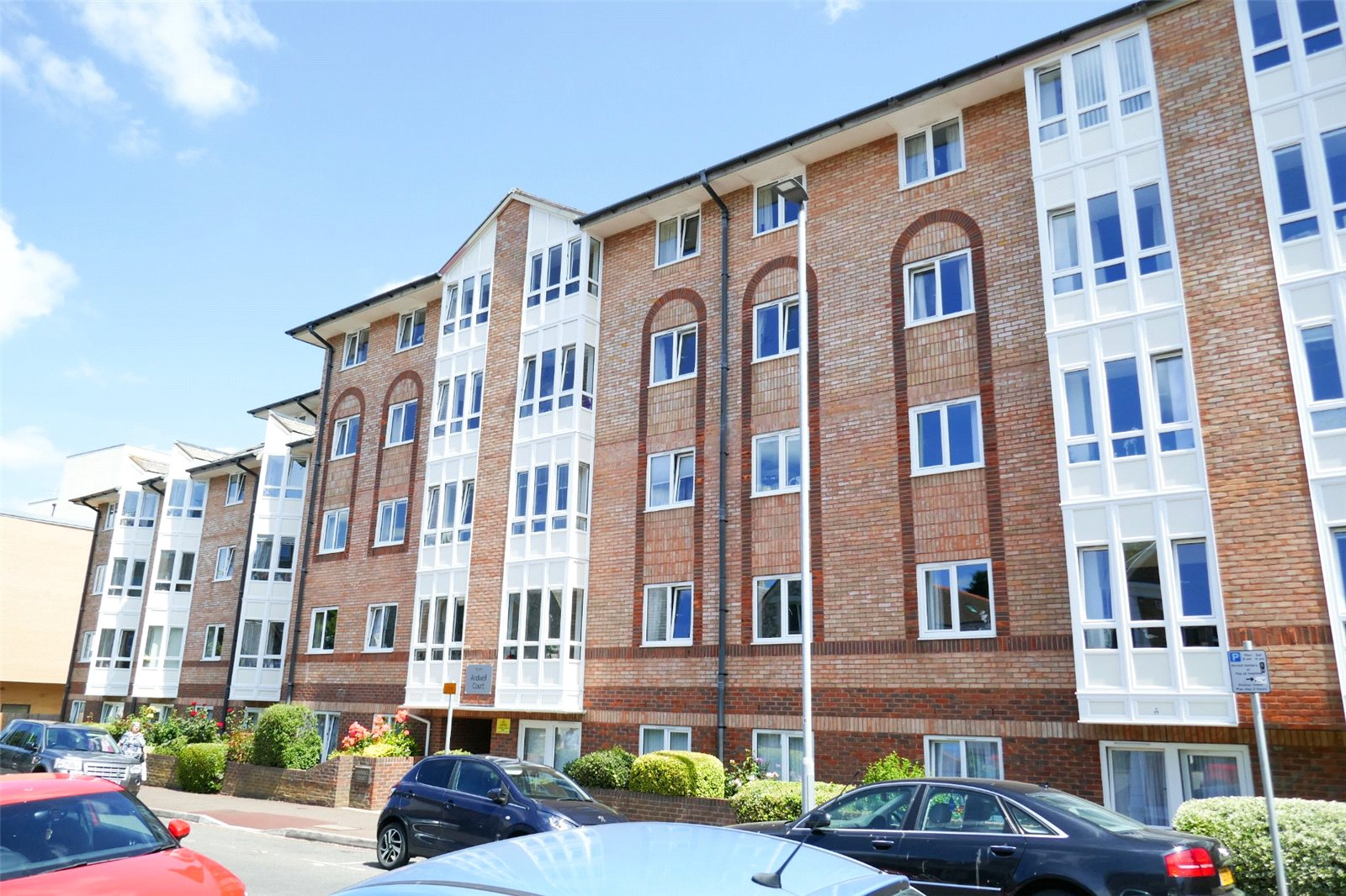 Andwell Court, Trinity Place