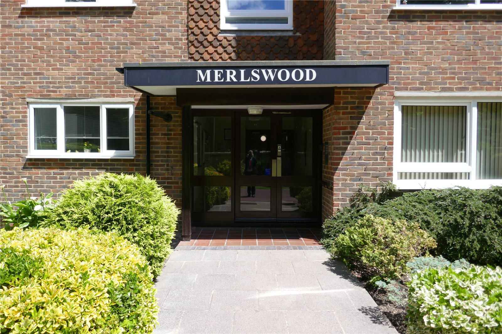 Merlswood, Meads Road