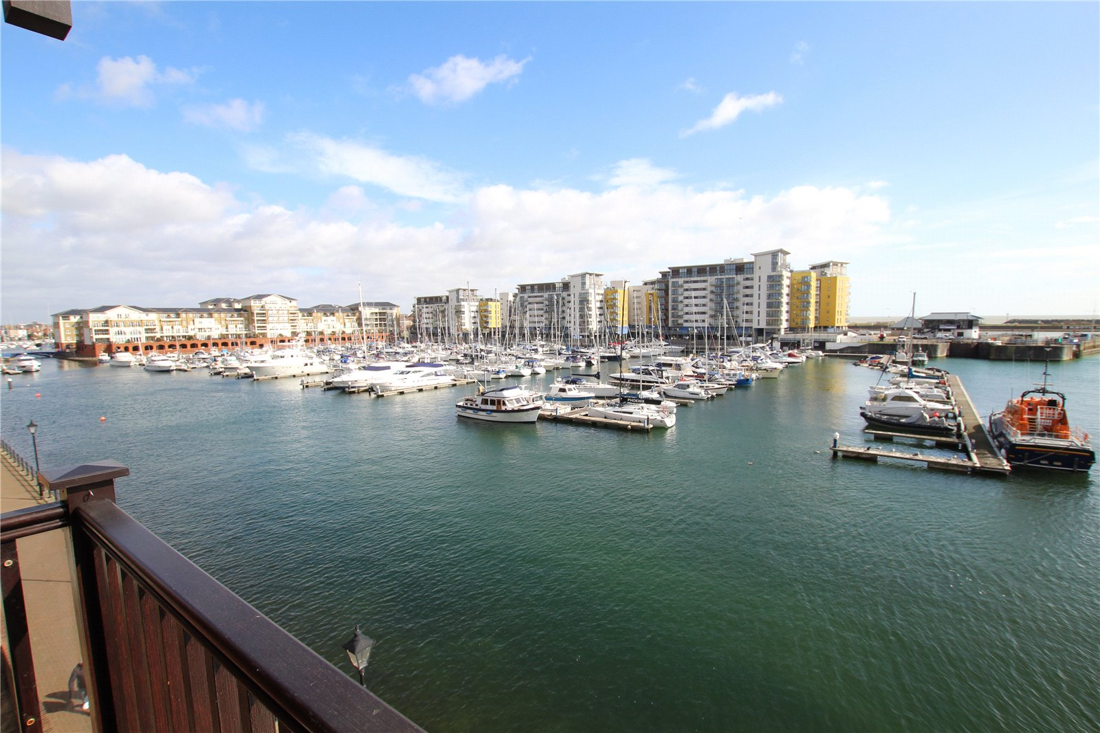 Madeira Way, Sovereign Harbour, Eastbourne