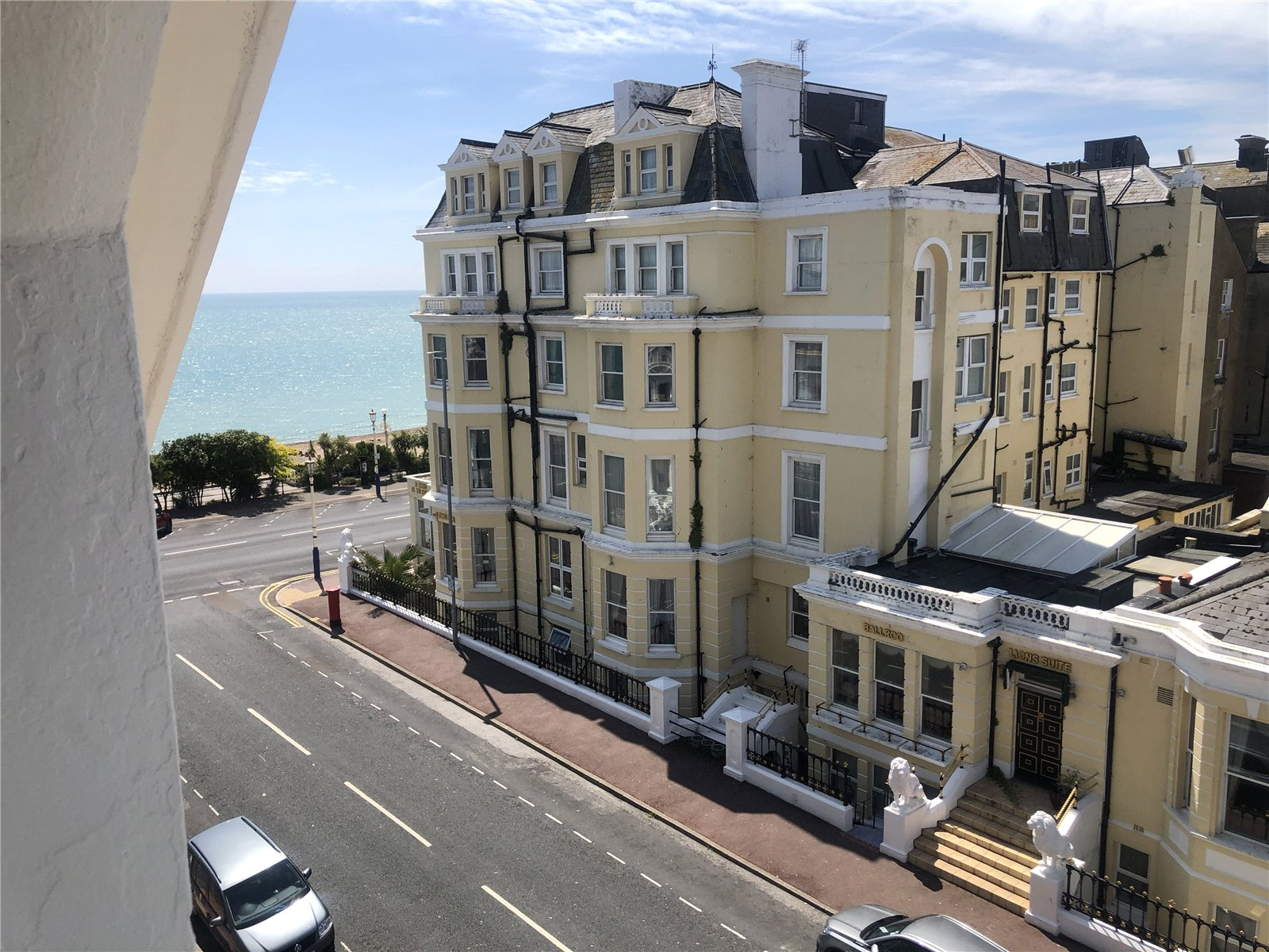 Burlington Place, Eastbourne