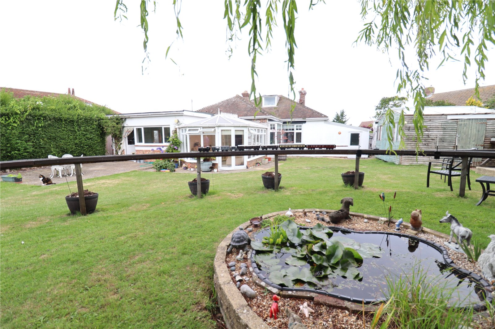 Goodwood Close, off Coopers Hill, Willingdon Village