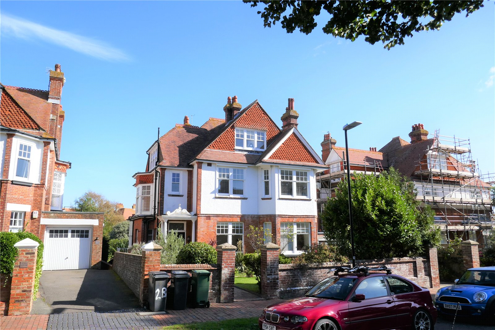 Milnthorpe Road, Meads, Eastbourne