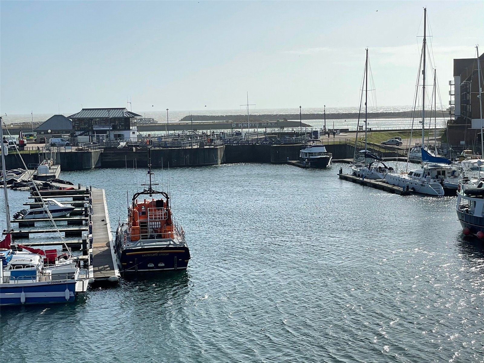 Madeira Way, Sovereign Harbour South