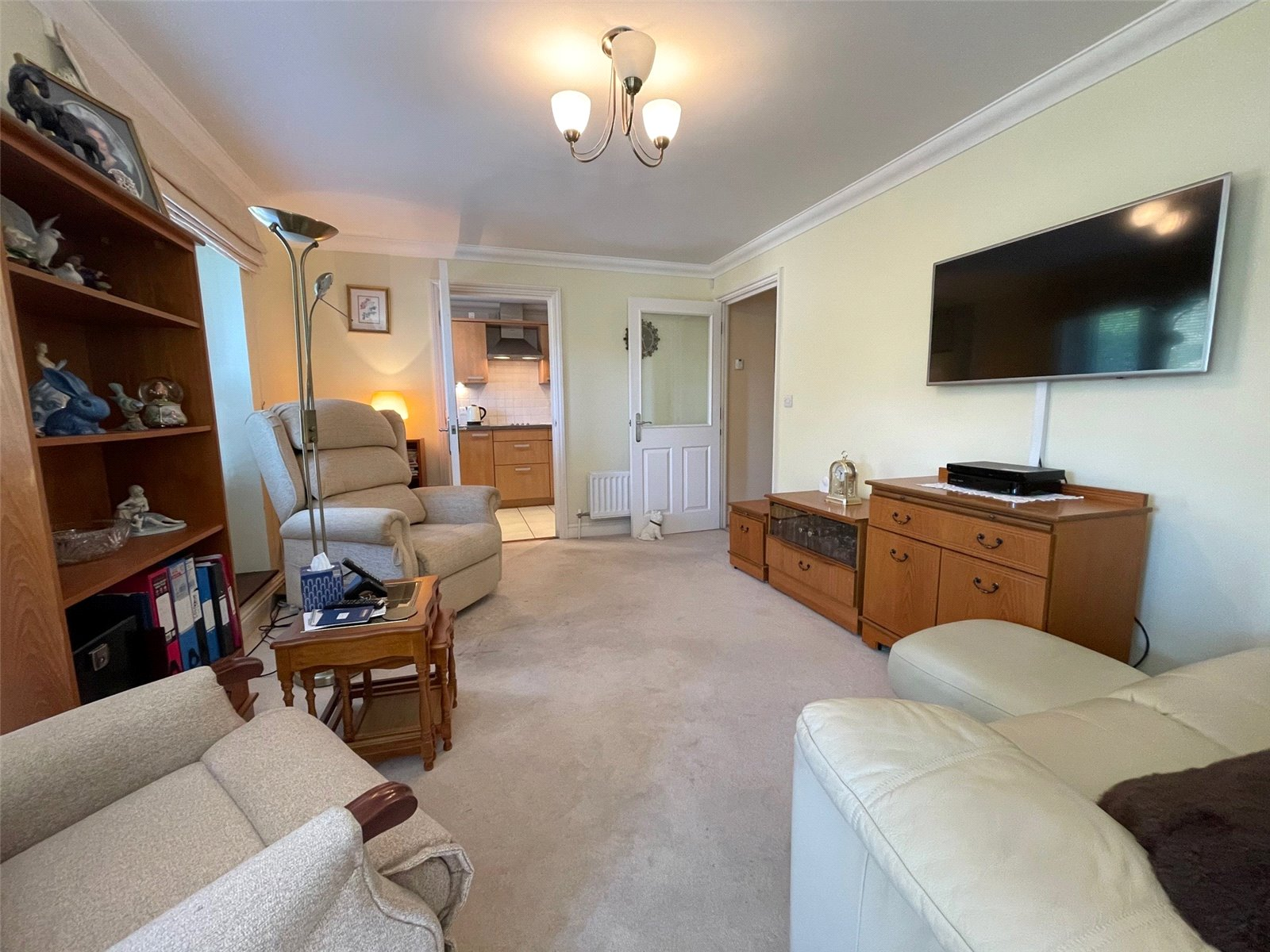 Eversley Court, St Annes Road