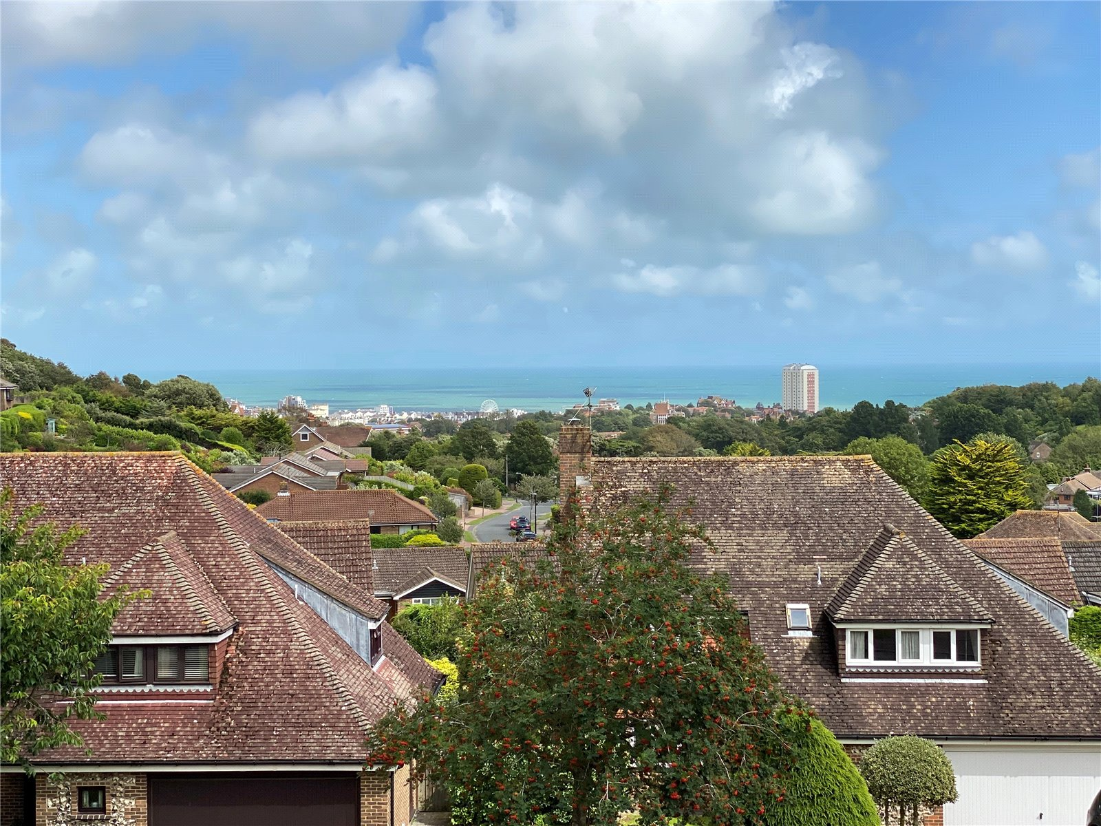 Lincoln Close, Meads, Eastbourne
